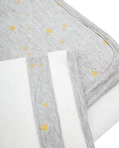 Set Badecape + Waschhandschuh