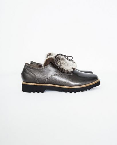 Geklede schoenen