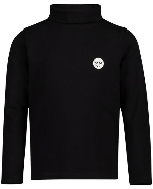 T-shirts - Pull col roulé, coton bio BESTies