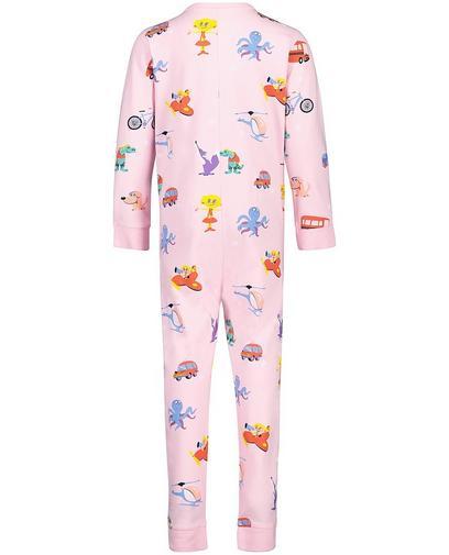 Roze pyjamapak