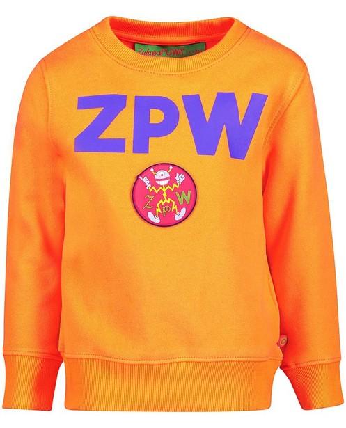 Sweaters - ORM - Oranje sweater
