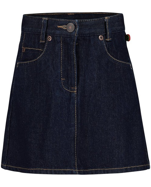 Jupe en jeans bleu nuit - ZulupaPUWA - ZulupaPUWA