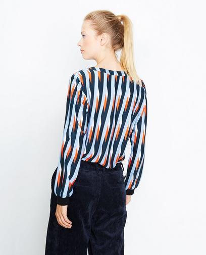 Etnische blouse