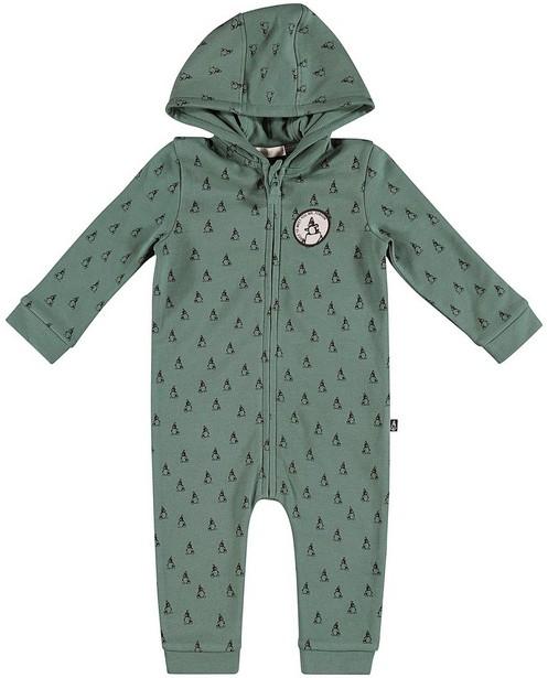 Teal pyjamapak - met print, Bumba - Bumba