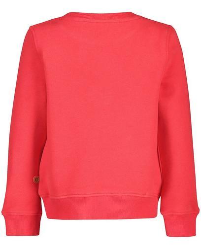 Framboosrode sweater