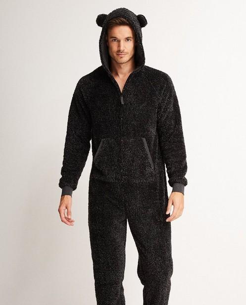 Nachtkleding - GSD - Donkergrijze onesie