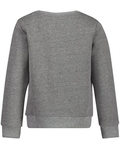 Grijze sweater