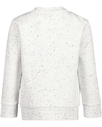 Sweater met velcro patches