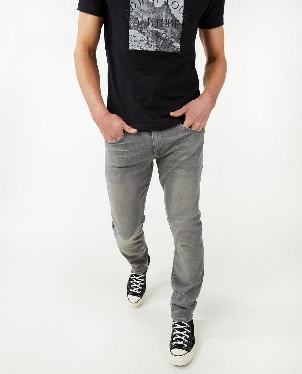 Jeans - dark grey - Slim fit jeans
