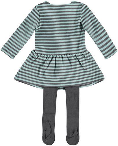 Set van jurk + kousenbroek