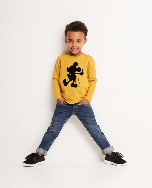 Longsleeve mit Print - Mickey Mouse - Mickey