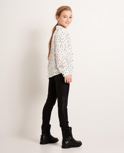 Zwarte skinny jeans