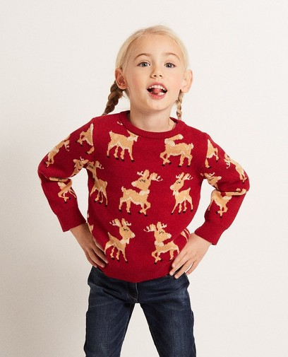 Kersttrui Matching.Familie Kerstoutfits Jbc Belgie