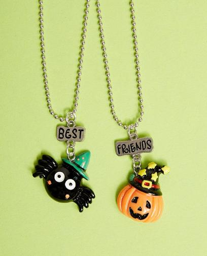 Collier duo Halloween