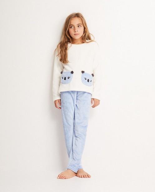 Tweedelige pyjama, 7-14 - met koalaprint - JBC