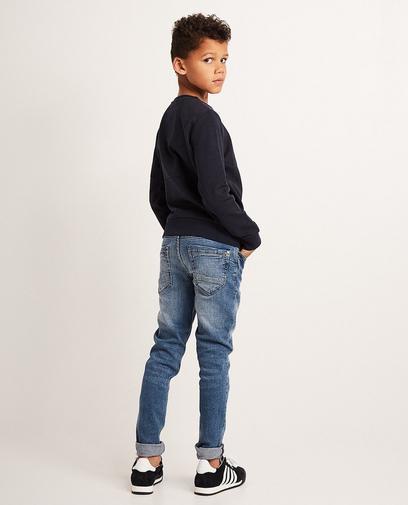 Nachtblauwe sweater, 7-14