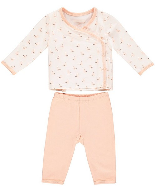 Set t-shirt et leggings - coton bio - Newborn