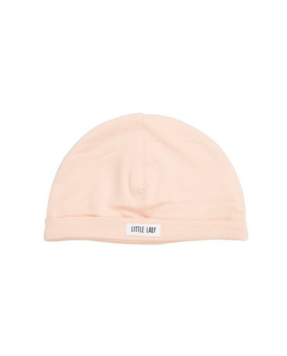 Bonnet rose pâle