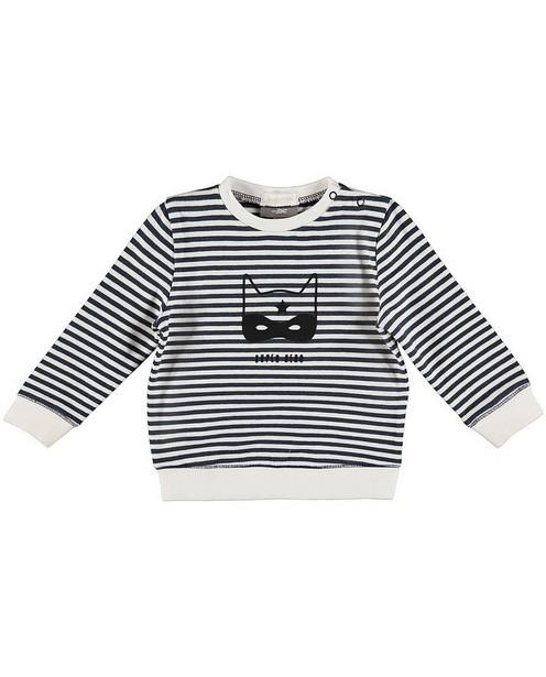 Sweater met print - van biokatoen - JBC