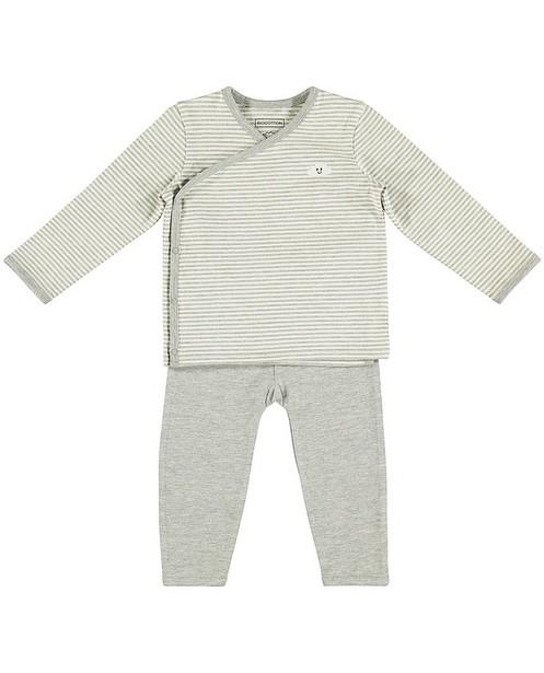 Set t-shirt et leggings - imprimé de masques - Newborn