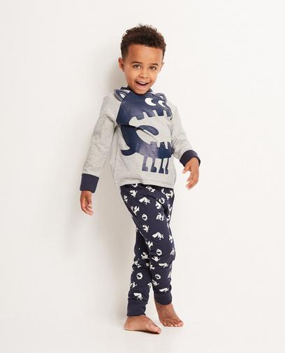Pyjama à imprimé