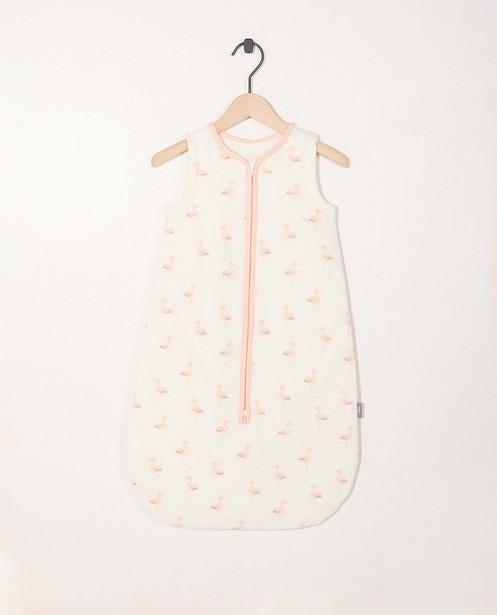 Schlafsack mit Print  - Weiß - Newborn
