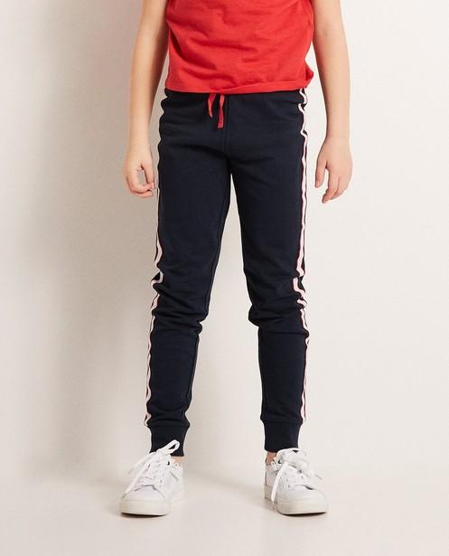 Pantalons - navy - Pantalon molletonné BESTies