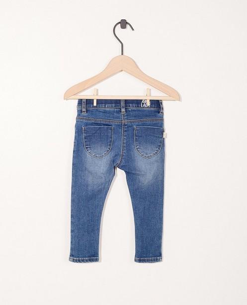Jeans - aqua - Jeans délavé