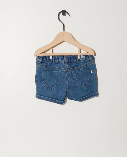 Shorts - aqua - Short en denim