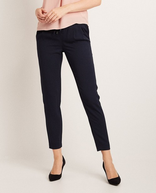 Pantalons - navy - Pantalon souple