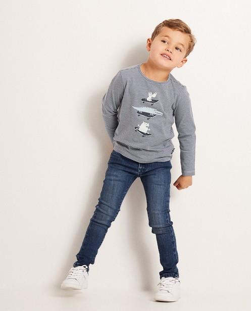 Jeans skinny JOEY - délavé - JBC