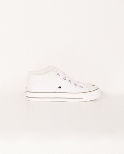 Stoffen sneakers