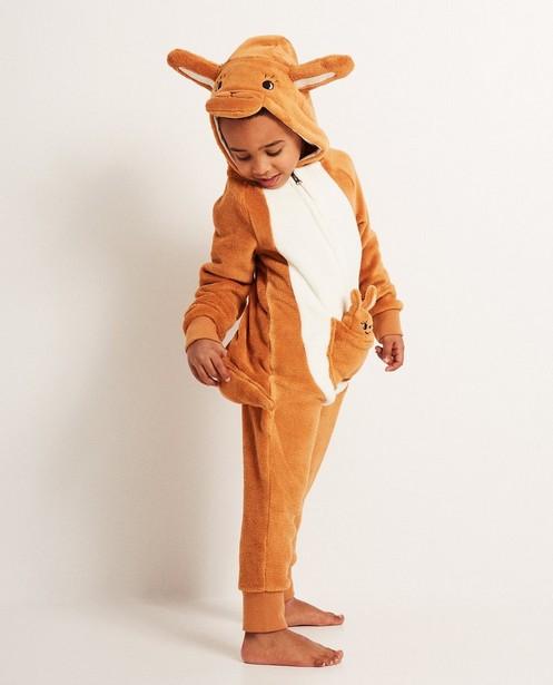Onesie kangoeroe - met buidel - JBC