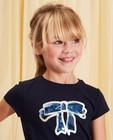 T-Shirts - T-Shirt mit Schleife Kommunion