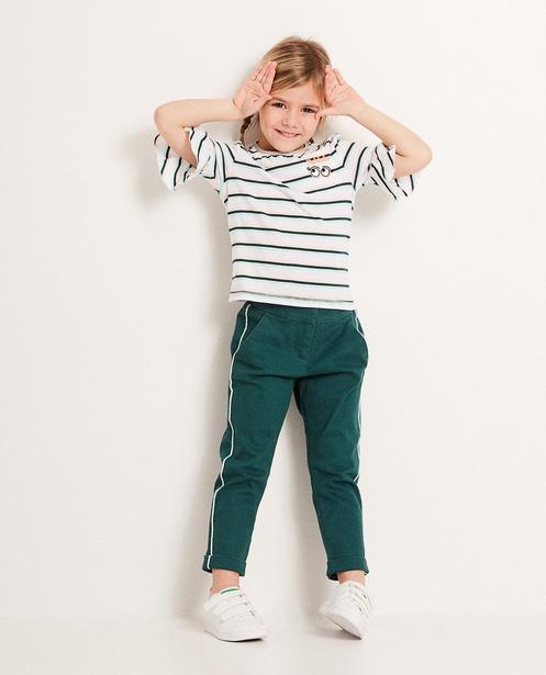Pantalon avec un biais - Ketnet - JBC