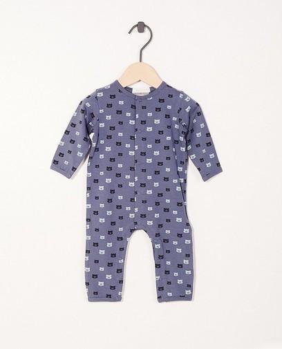 Schlafanzug mit Bärenprint