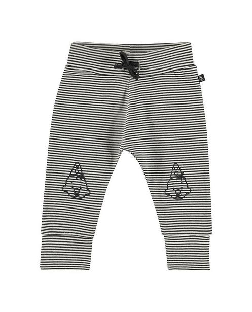 Pantalon molletonné - rayé, Bumba - Bumba
