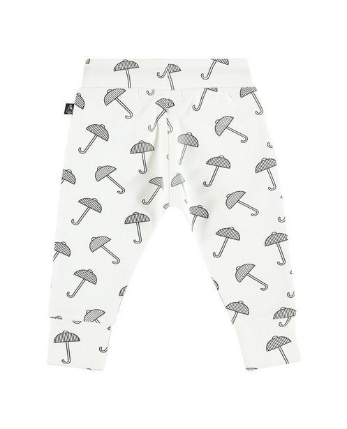 Pantalons - white - Pantalon molletonné
