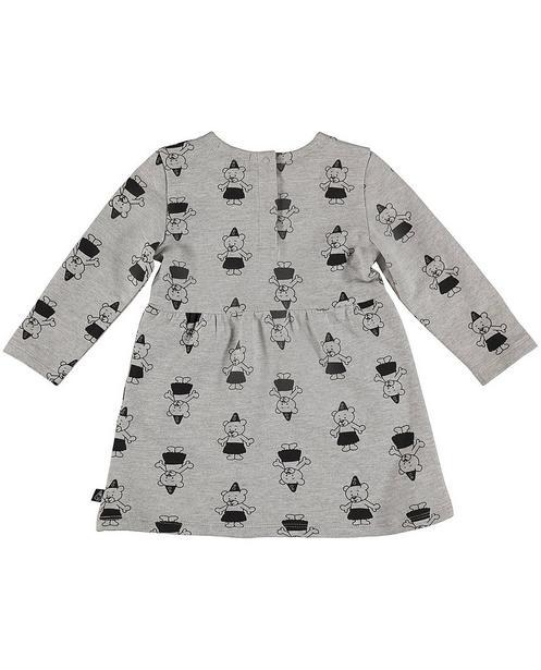 Robes - grey -