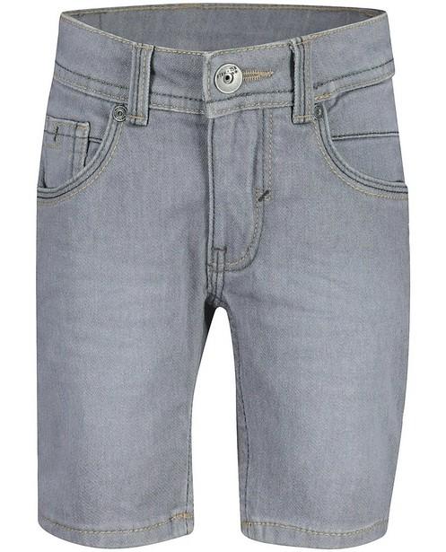 Jeansshort - met draagplooitjes - JBC