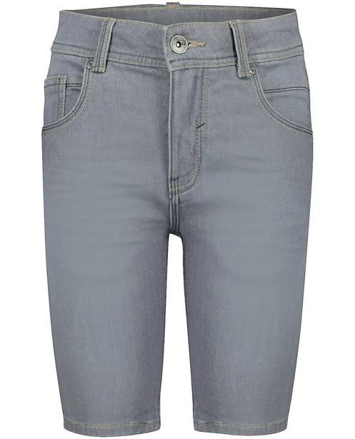 Short en jeans, 7-14 ans - petits plis de port - JBC