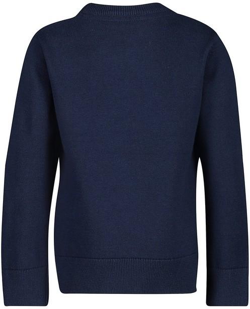 Pullover - Navy -
