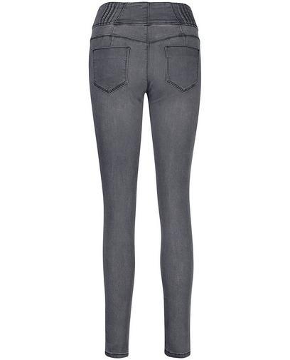 Grijze jeans