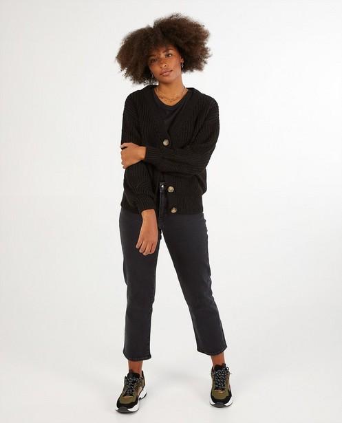 T-shirts - T-shirt noir
