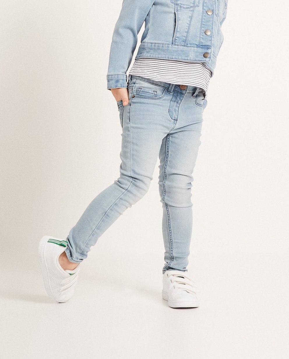 Jeans - light turquise - Jeans skinny MARIE, 2-7