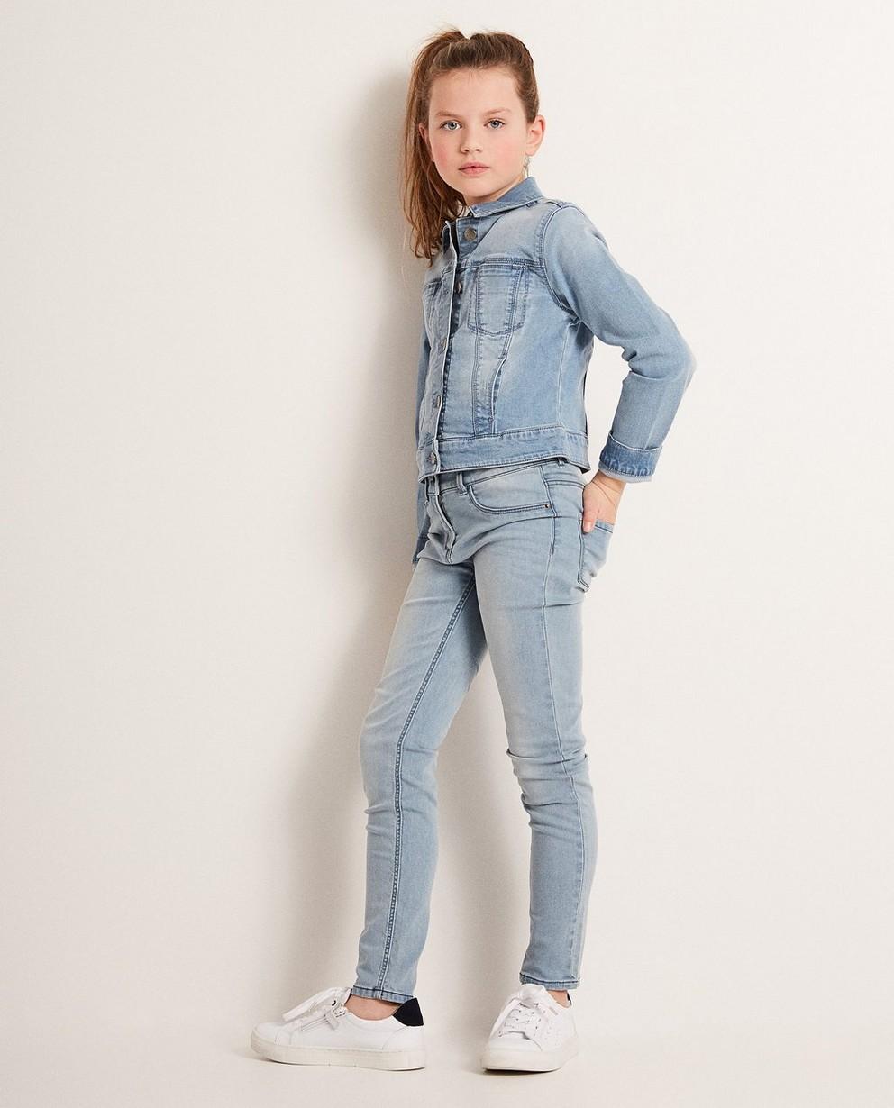 Skinny jeans MARIE, 7-14 jaar - met wassing - JBC