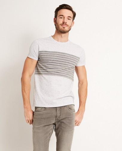 T-shirt color block