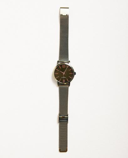 Goudkleurige horloge
