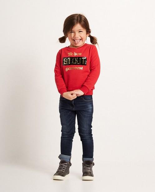 Sweater - Pflaume -