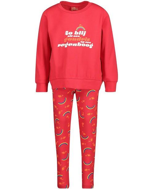 Pyjamas - plum -